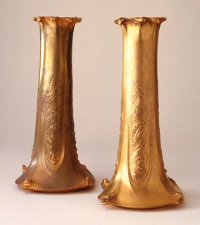Vase, from the Hôtel Guimard