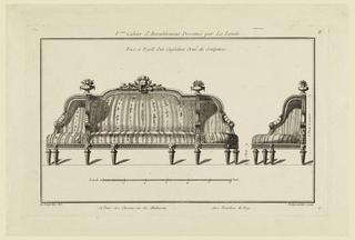 Print, Design for a Confident (Sofa)