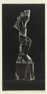 Photograph, Glass Table Ornament