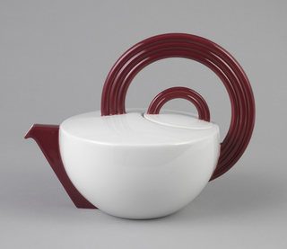 Cupola Teapot And Lid