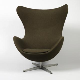 Egg Chair And Ottoman