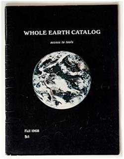 Whole Earth Catalog, Fall 1968