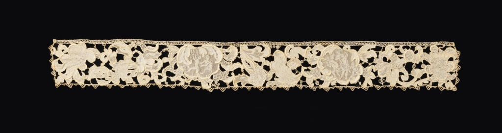 Fragment (Italy), late 17th–early 18th century