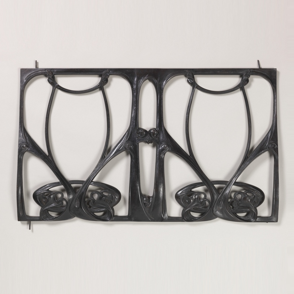Balcony Grille (France)