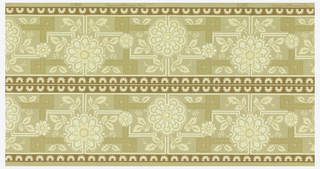 Wallpaper roll.