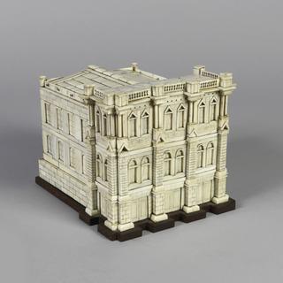 Venetian Palazzo Architectural Model