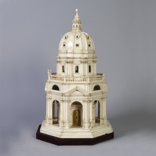 Baptistry or Church Architectural Model