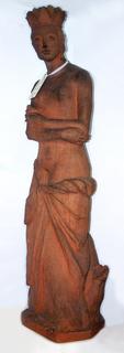 America Figure, ca. 1930