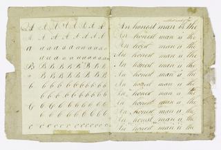 Manuscript, Jeremiah Draper's Book