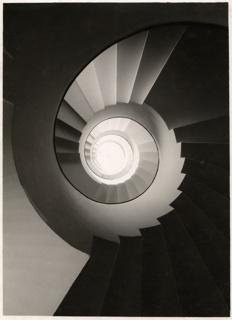 Photograph, Spiral Staircase, 1927