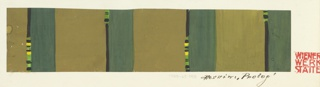 Drawing, Textile Design: Prolog (Prologue)