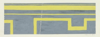 Drawing, Textile Design: Jussuf