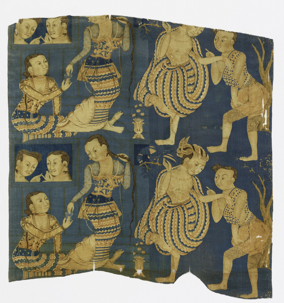 Fragment (Burma), early 19th century