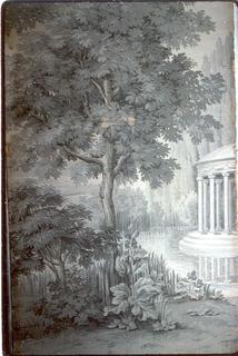 Scenic Panel, Italian Landscape