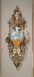 Decorative Panel, Decor Chasse et Peche