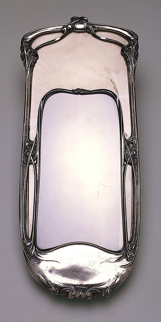 Photo Frame, from the Bedroom of Madame Guimard at the Hôtel Guimard