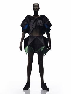 Skirt And Top, 132 5. Issey Miyake