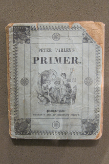 Book, Peter Parley's Primer, 1835