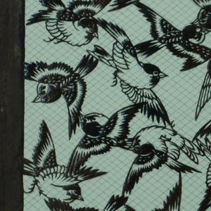 Stencil, Sparrow