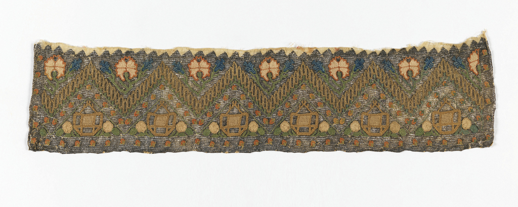 Towel End, 19th century