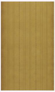 Narrow stripe pattern printed on tan paper.