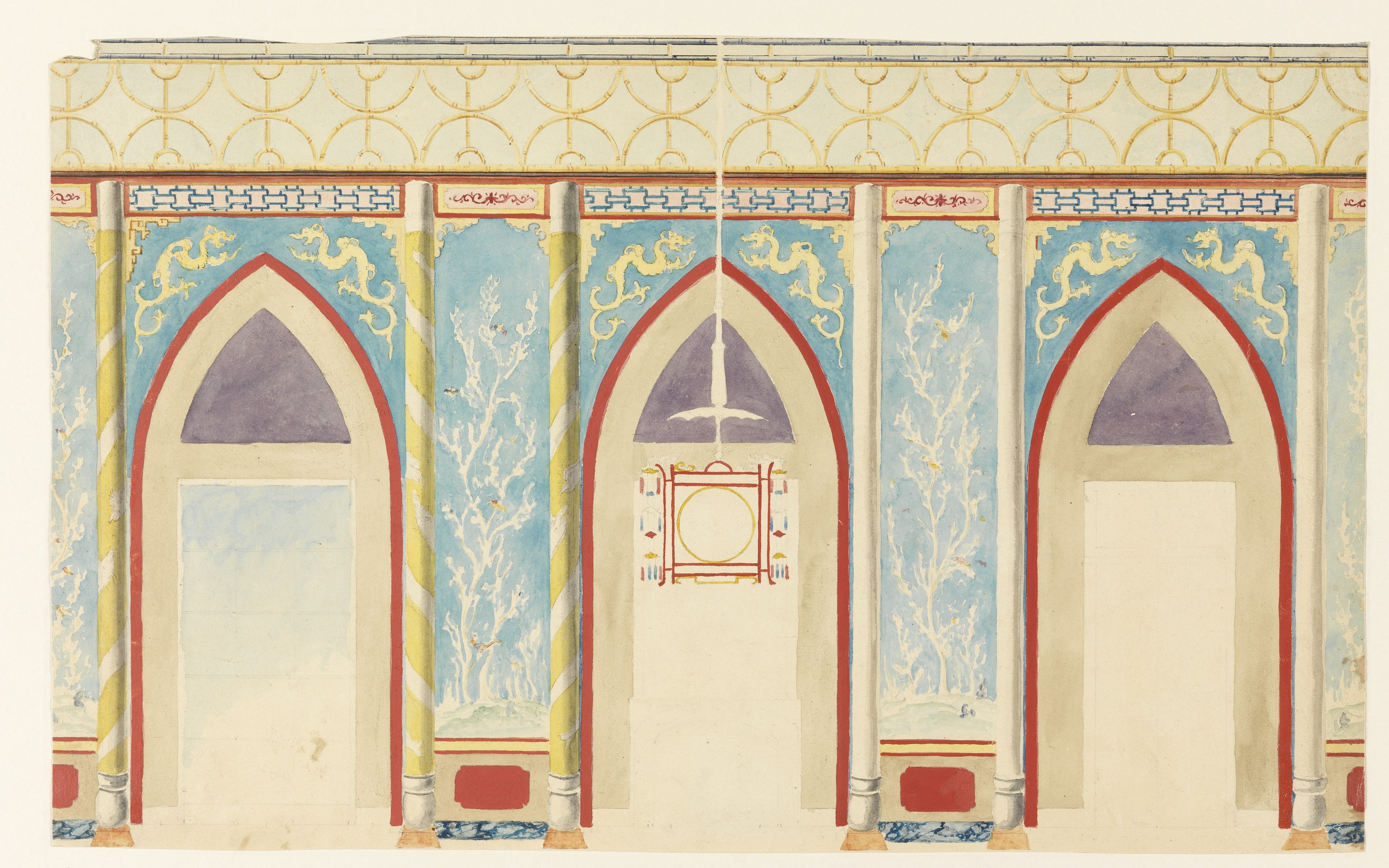 Frederick Crace | Architect | People | Collection of Cooper Hewitt ...