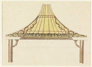 Drawing, Canopy