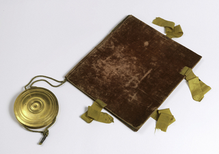 Consists of seventeen pages of text, including illumination of arms, giving a brief history of Richter (he joined the Austrian army in 1754; saw service 1757-63).  Signed by Emperor Josef and counter-signed by Tobias Philip, Freiher von Coblentz.  Imperial seal case is attached by a silk cord to the book.  Past-paper book papers used as end papers.