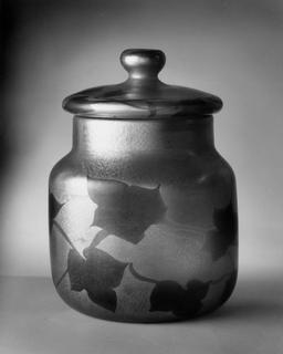 Lidded Jar (USA)