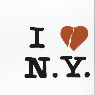 Print, I Love NY