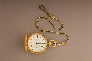 Watch, Abraham Lincoln's, ca. 1858