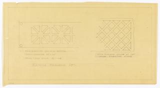 Design for radiator grilles.