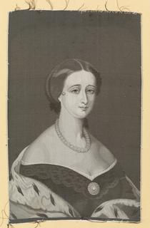 Portrait, Empress Eugenie