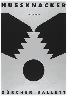 Poster, Nussknacker [The Nutcracker]