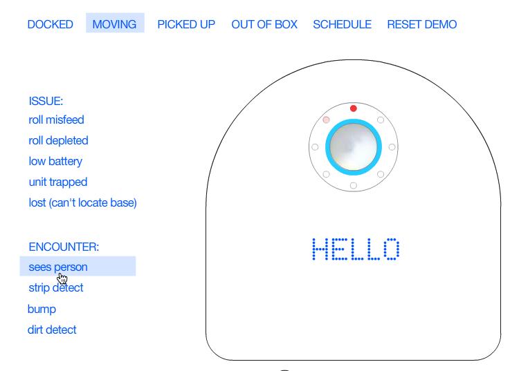 Digital Content, Neato Interface Interactive