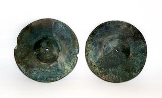 Cymbals (Luristan (western Iran))