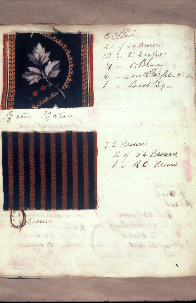 Dyer's Record Book (USA)