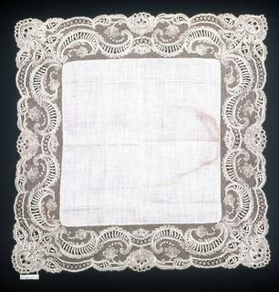 Handkerchief (possibly Denmark), 1900–1950