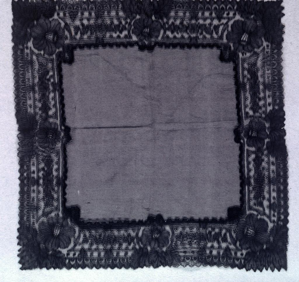 Mourning Handkerchief (France)