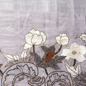 Embroidery, 1900–1910