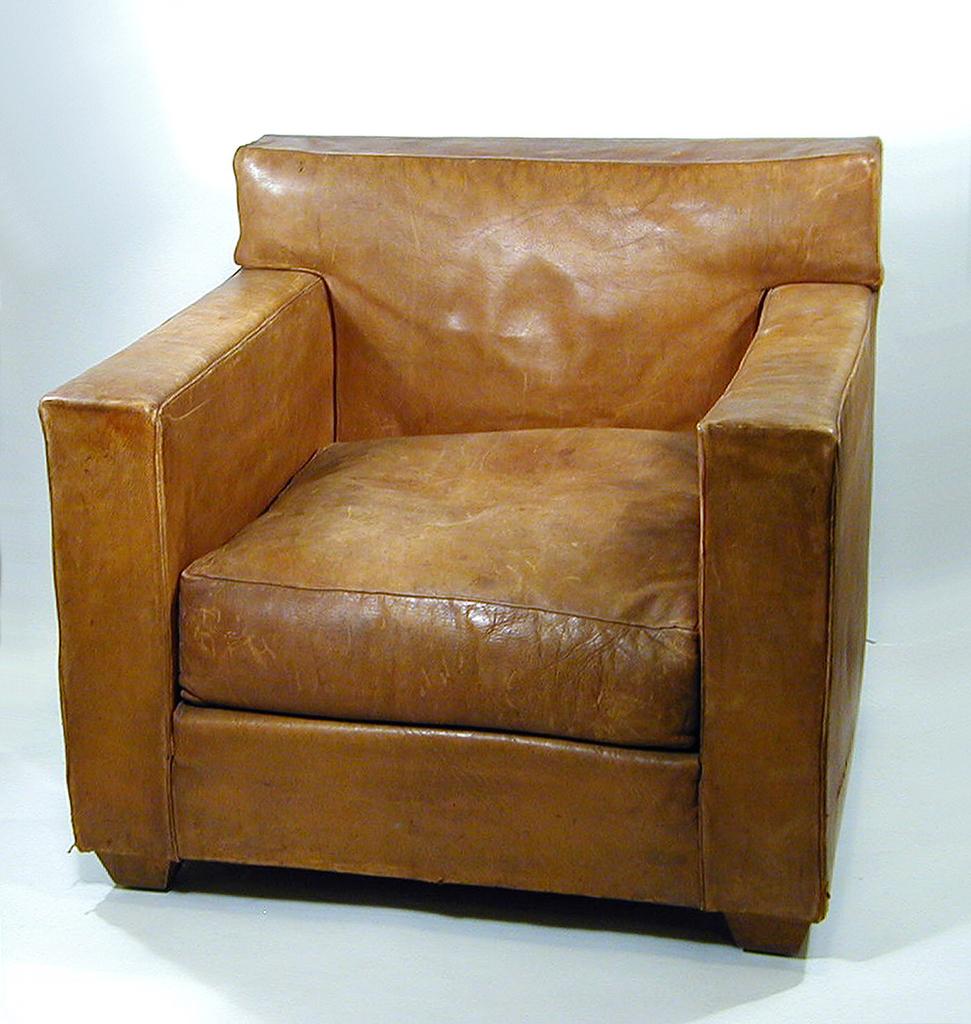 Club Chair Armchair And Cushion