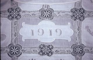 Cover (Belgium), 1919