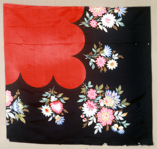 Scarf Sample (France)