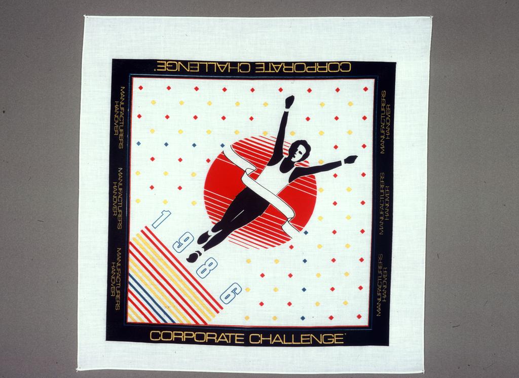 Handkerchief, Corporate Challenge