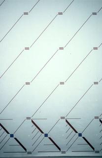 Textile, Fret, 1980–89