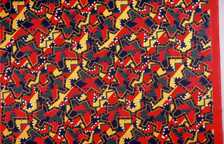 Textile, Gabon