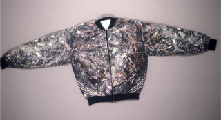 Warm-up jacket made of fabric sheet 1991-14-2.