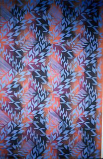 Textile, Afro Vision, 1989