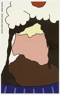 Poster, Herman Miller, Summer Picnic, August 18, 1972