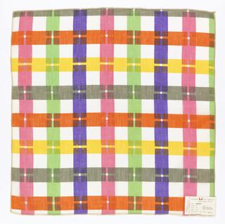 Textile Sample, Crosses